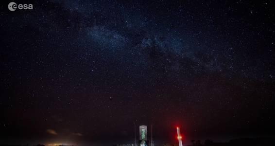 Вижте зашеметяващtimelapseна звездно небе благодарение на ESA (ВИДЕО)