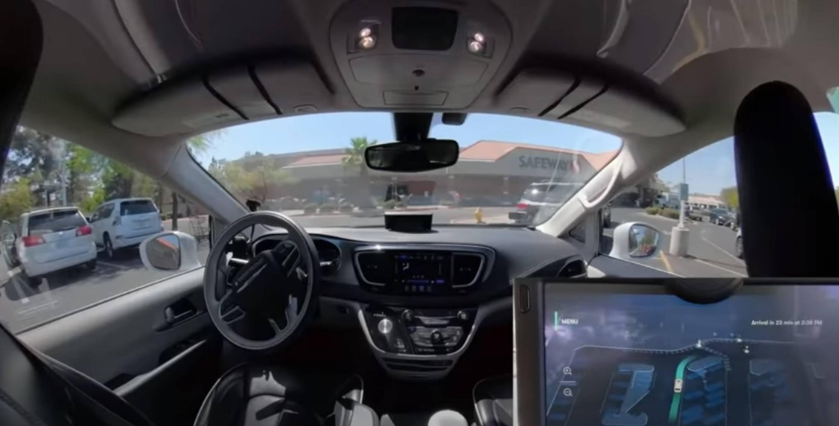 Как се тестват автономните автомобили? (ВИДЕО)