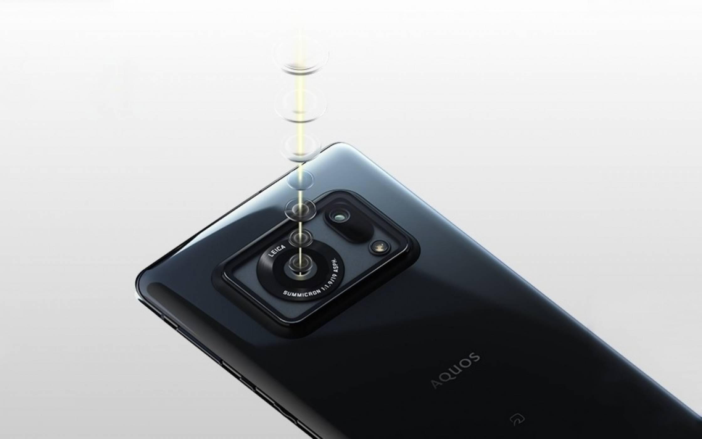 Новият Sharp Aquos R6 с 240 Hz ни кара да мечтаем за повече телефони на марката у нас
