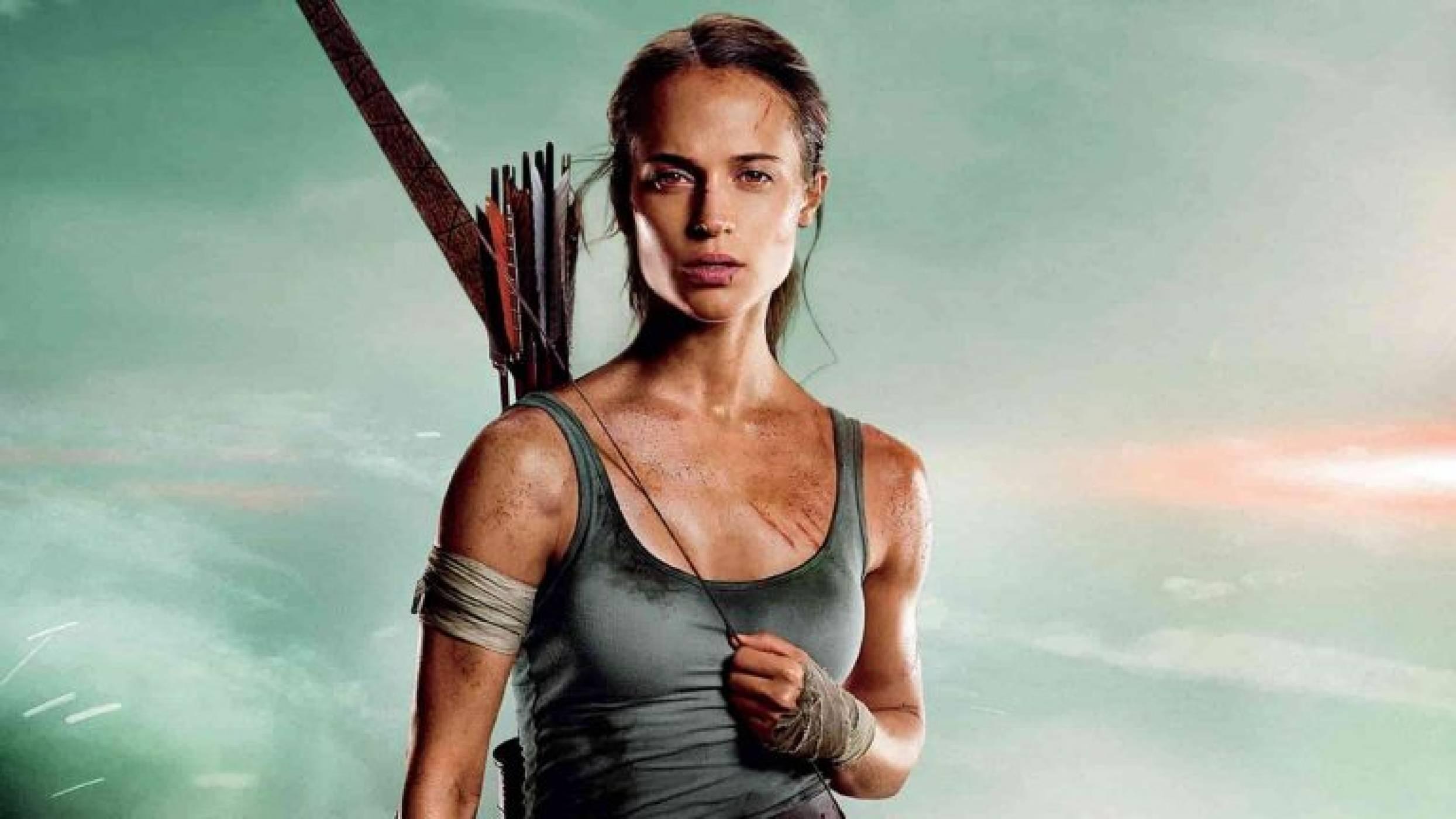 Tomb Raider Obsidian е работното име на следващия филм от серията