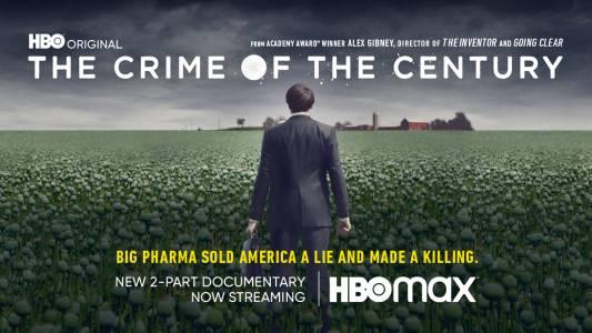 Престъплението на века на HBO разследва и разкрива вътрешното функциониране на индустрията от милиарди долари зад фармацевтичната опиоидна епидемия