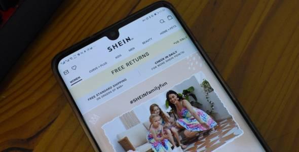 Китайско приложение за пазаруване покори Amazon