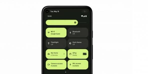 Android 12 ви позволява истински локдаун на микрофона и камерата