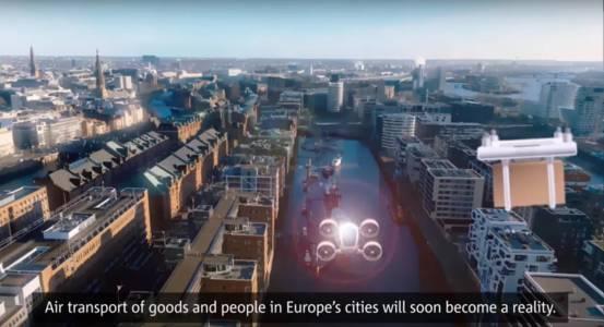 Първите въздушни таксита политат над Европа през 2024 г.