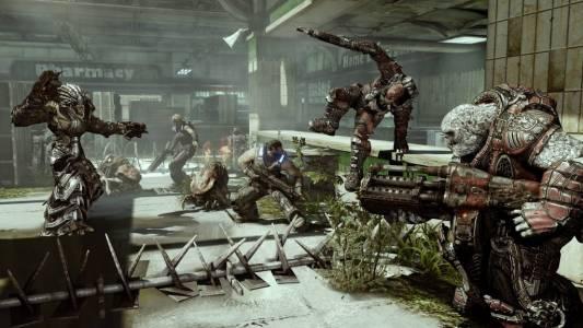 Gears of War 3 за PS3: една неочаквана реалност (ВИДЕО)