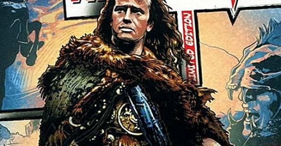 Хенри Кавил е новият шотландски боец в рибуута на Highlander