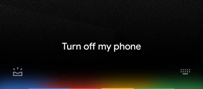 Скоро ще можете да изключите Android телефона си с помощта на гласа си