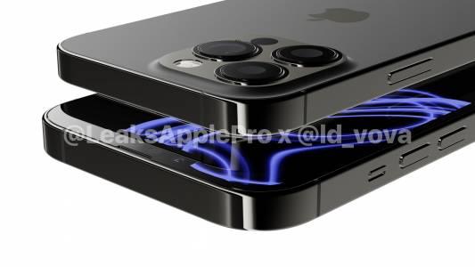 Дизайнът на iPhone 13 Pro изтече във висококачествени рендери (ВИДЕО)