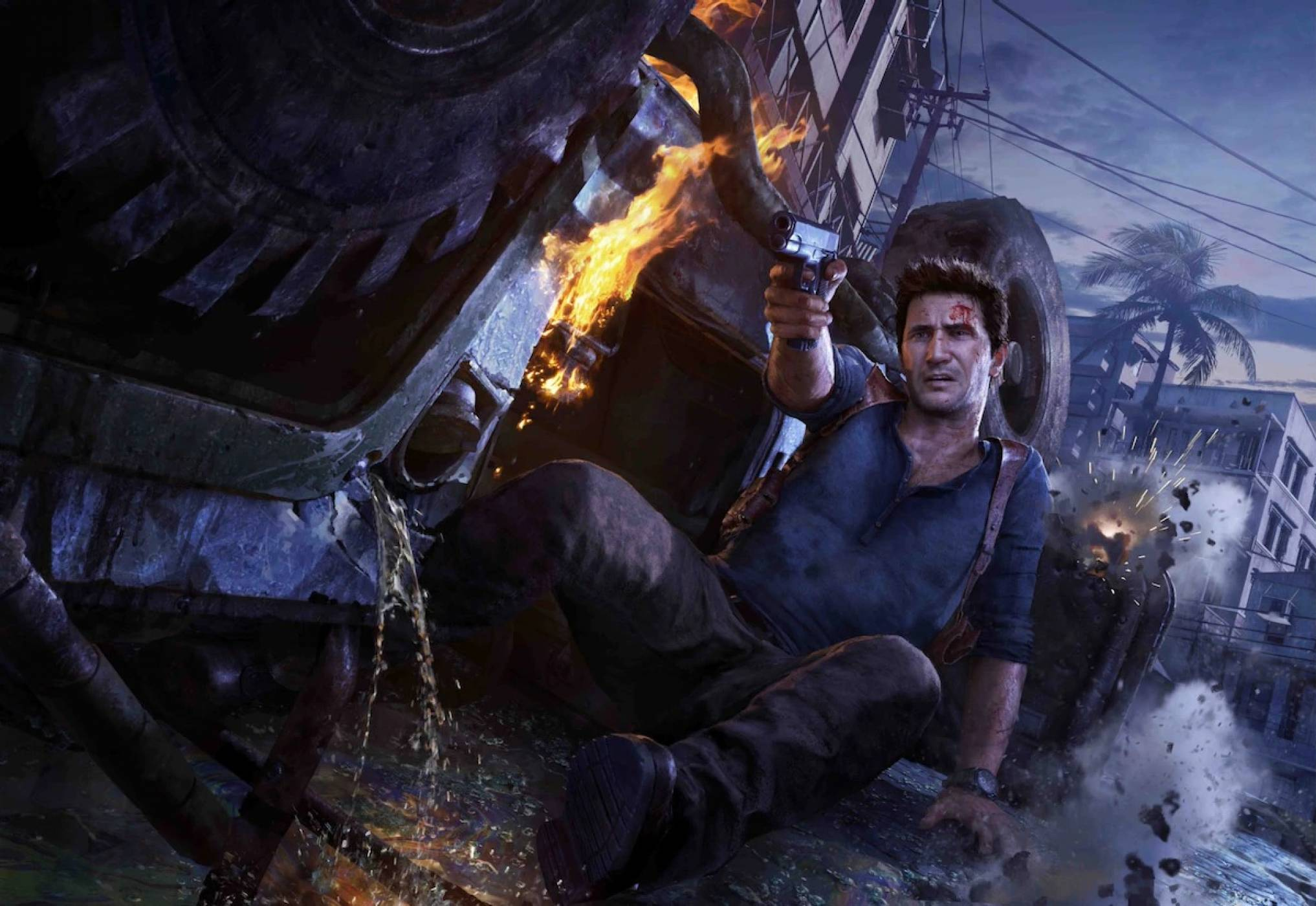 Бракувайте PS4-ката, Uncharted 4 идва за РС