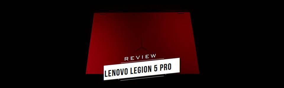 Lenovo Legion 5 Pro 2021: ултимативният геймърски лаптоп (ВИДЕО РЕВЮ)