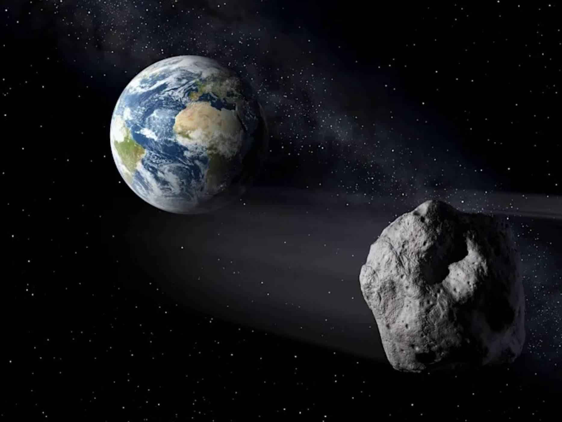 Астероид, по-висок от Айфеловата кула, ще профучи край Земята за ужас на NASA