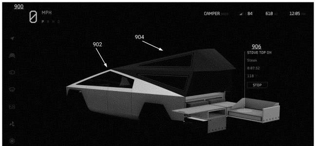 Интерфейсът на Tesla Cybertruck загатва за пробег от над 1000 км