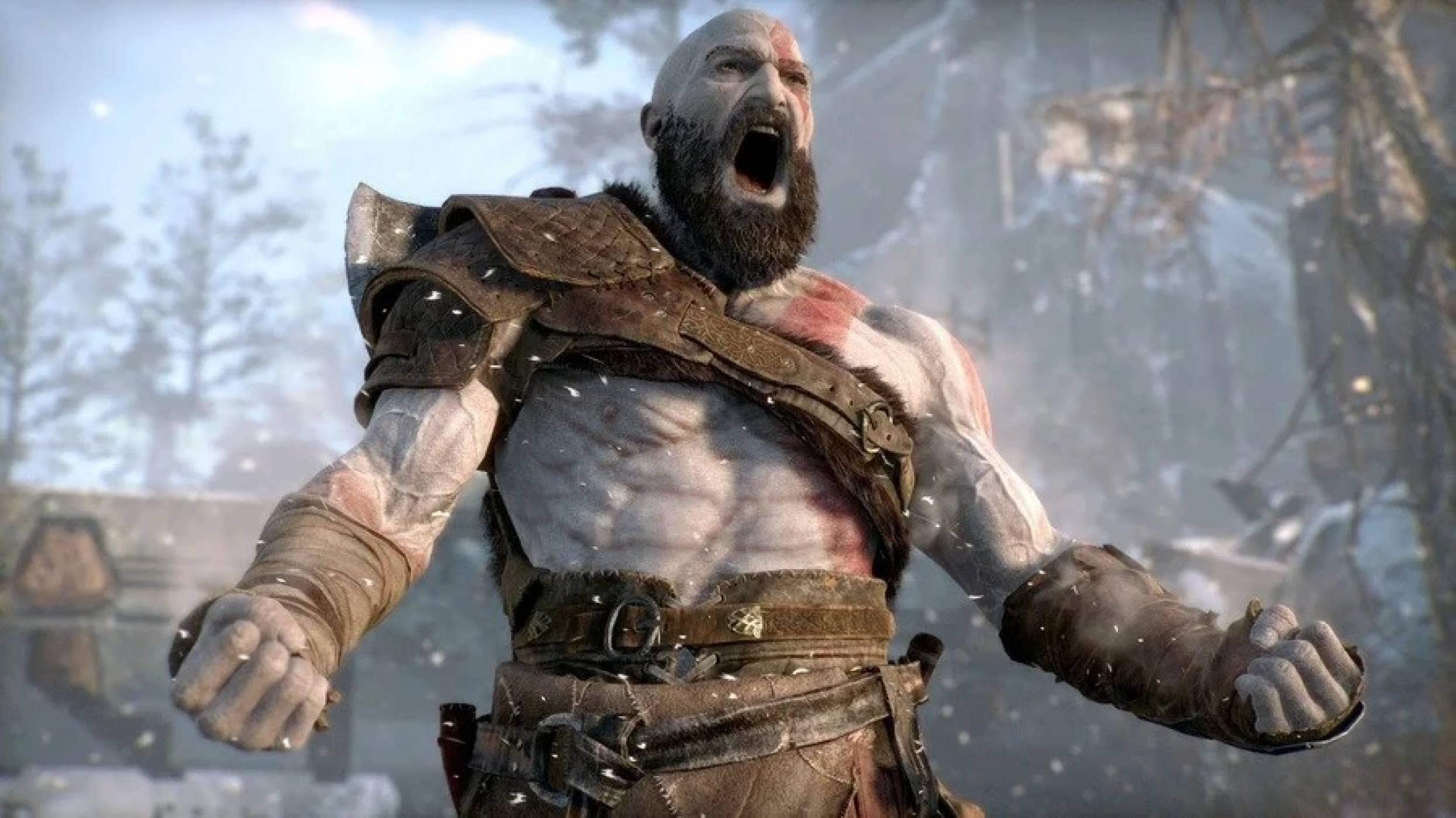 God of War: Ragnarok забавена за 2022 г., идва и за PS4