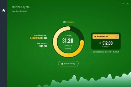 Следващият ви лаптоп може да дойде с криптокопач благодарение на Norton