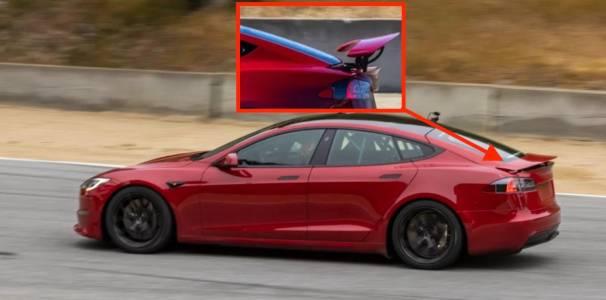 Tesla Model S Plaid с нов световен рекорд за пробег на четвърт миля