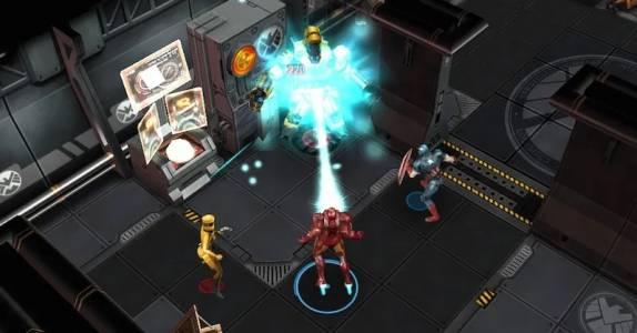Marvel Tactics облича XCOM геймплей с прочутия лиценз