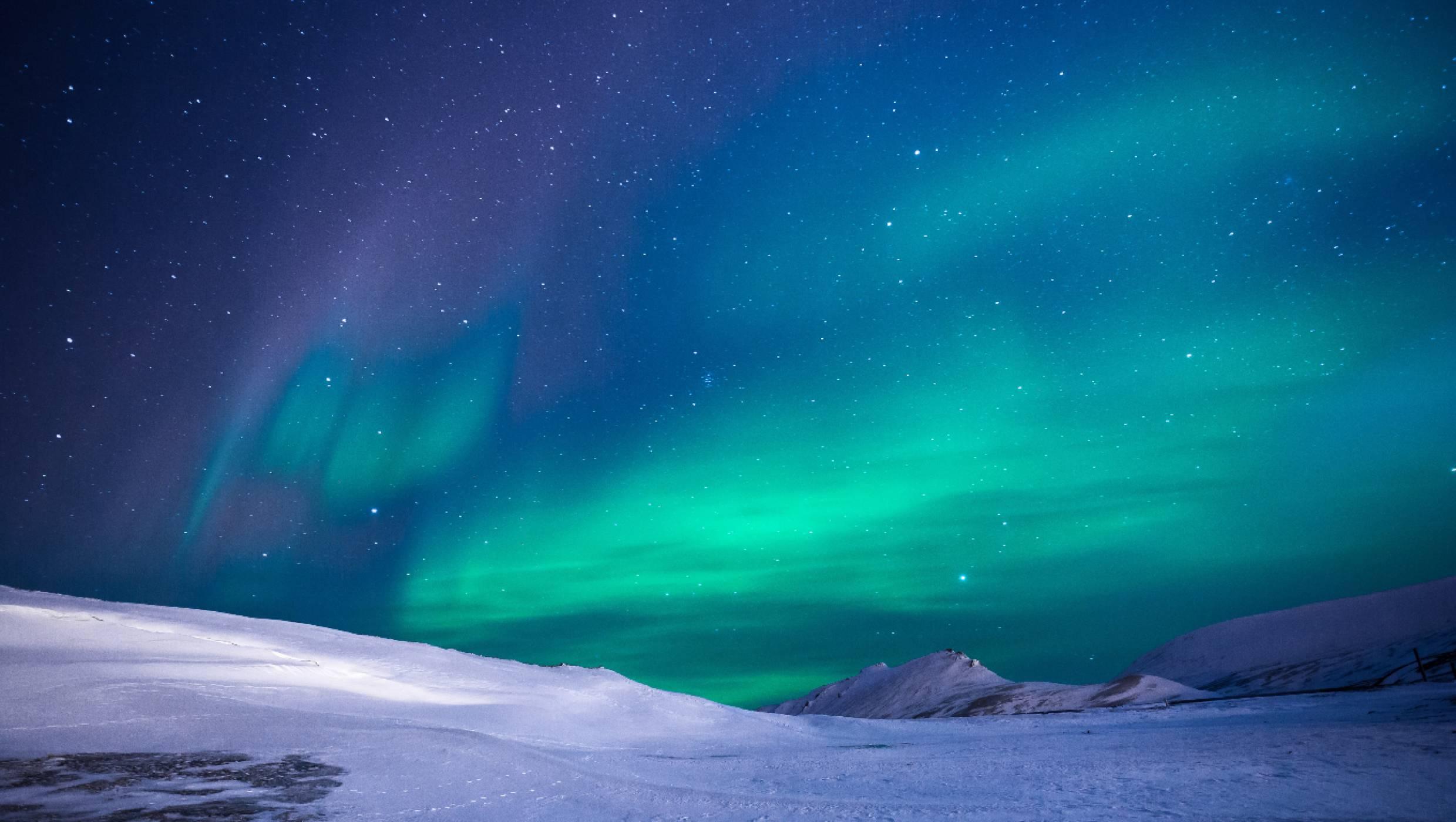 Доказаха мистериозния произход на северното сияние