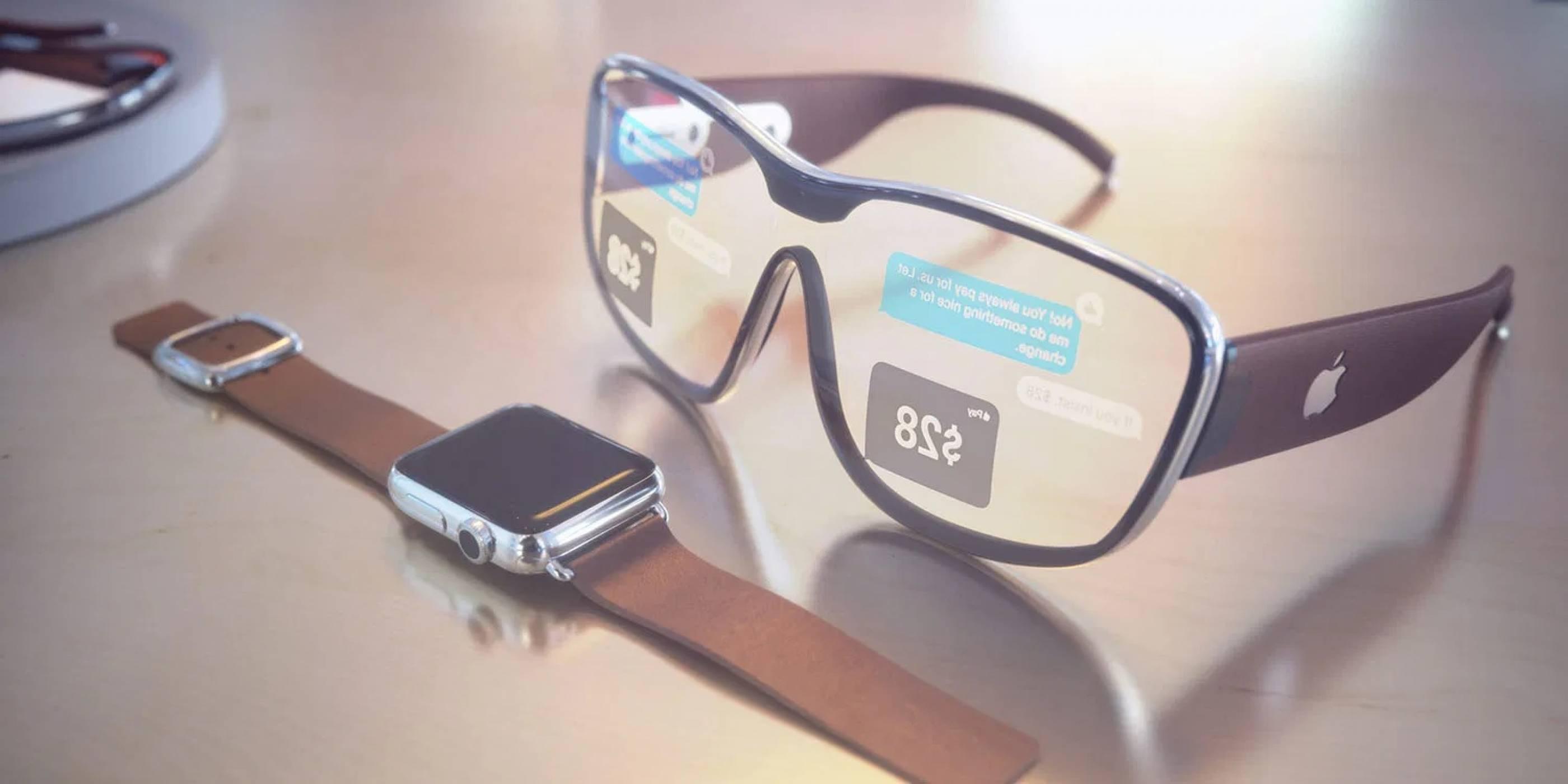 През 2022 г. се надяваме да носим AR каската на Apple
