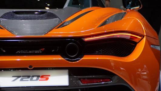 McLaren е следващото голямо име в Extreme E