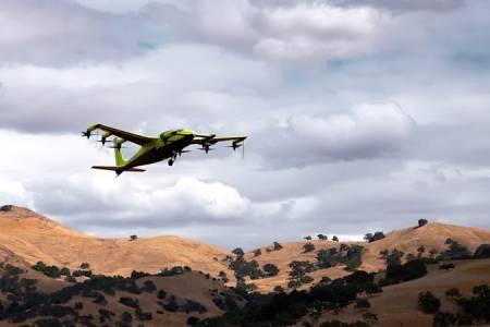 Въздушното такси на Лари Пейдж изгуби ключов дизайнер