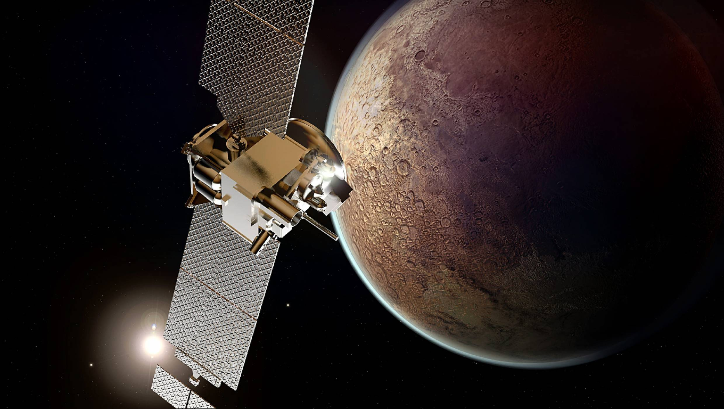 Учените успокояват: хората биха могли да правят бебета на Марс