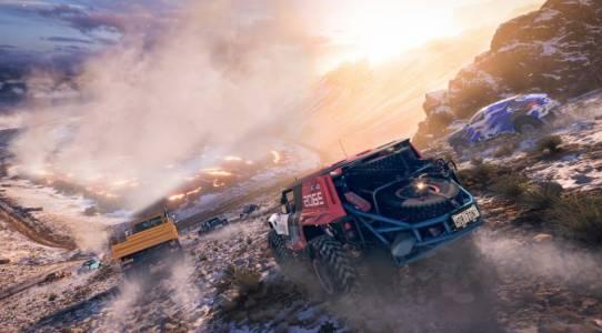 Зад волана на Forza Horizon 5 само с такъв компютър (ВИДЕО)