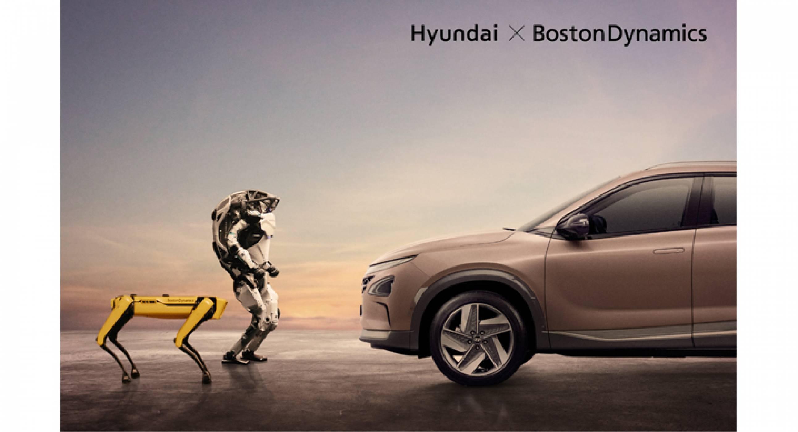 Boston Dynamics най-накрая е наистина в ръцете на Hyundai