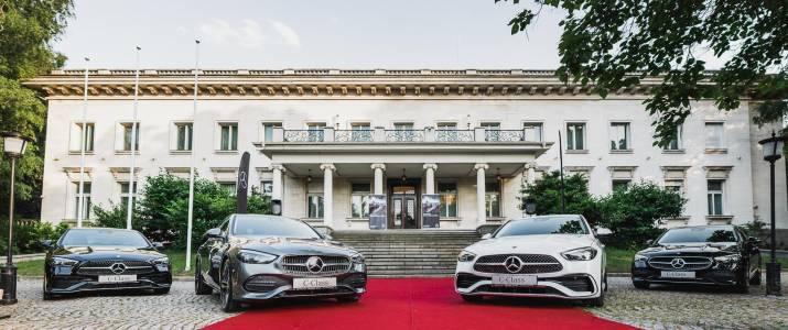 Дигитален навигатор с изкуствен интелект:  Mercedes-Benz C-class с премиера у нас