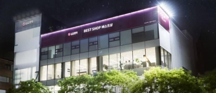 Samsung иска LG да продава Galaxy модели в магазините си, а не само iPhone