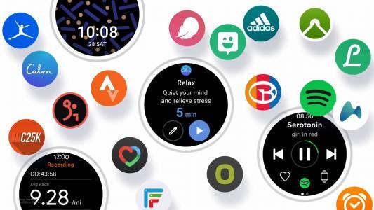 Samsung представи One UI Watch на MWC 2021