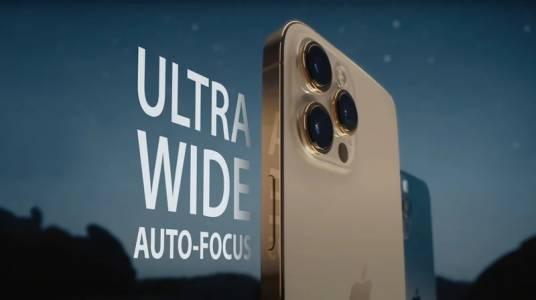 iPhone 13 Pro моделите ще имат подобрен автофокус
