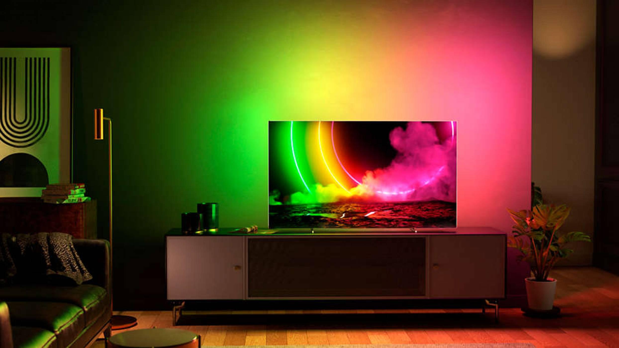 Philips 55OLED806: изкуственият интелект живее във вашия телевизор (РЕВЮ)