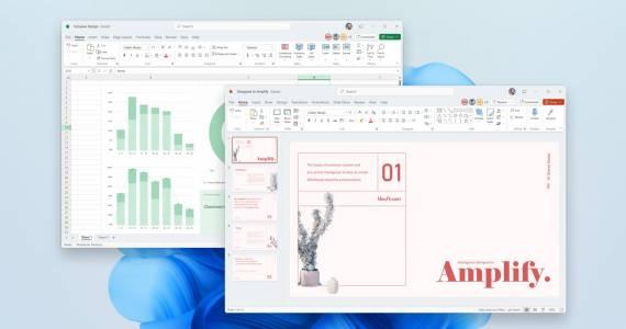 Нов Windowsтук,нов Microsoft Officeтам