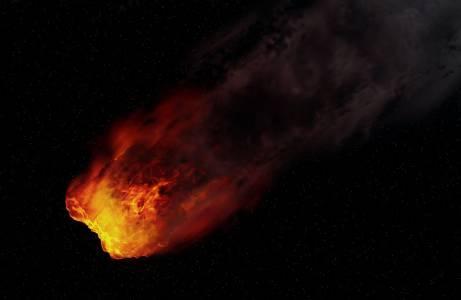Откъде се появи и накъде отива колосалната комета, преминаваща през Млечния път