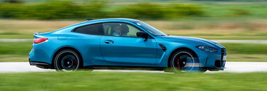 На писта и не само с BMW M3 и M4 Competition