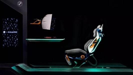 Този геймърски стол на BMW е половин кола