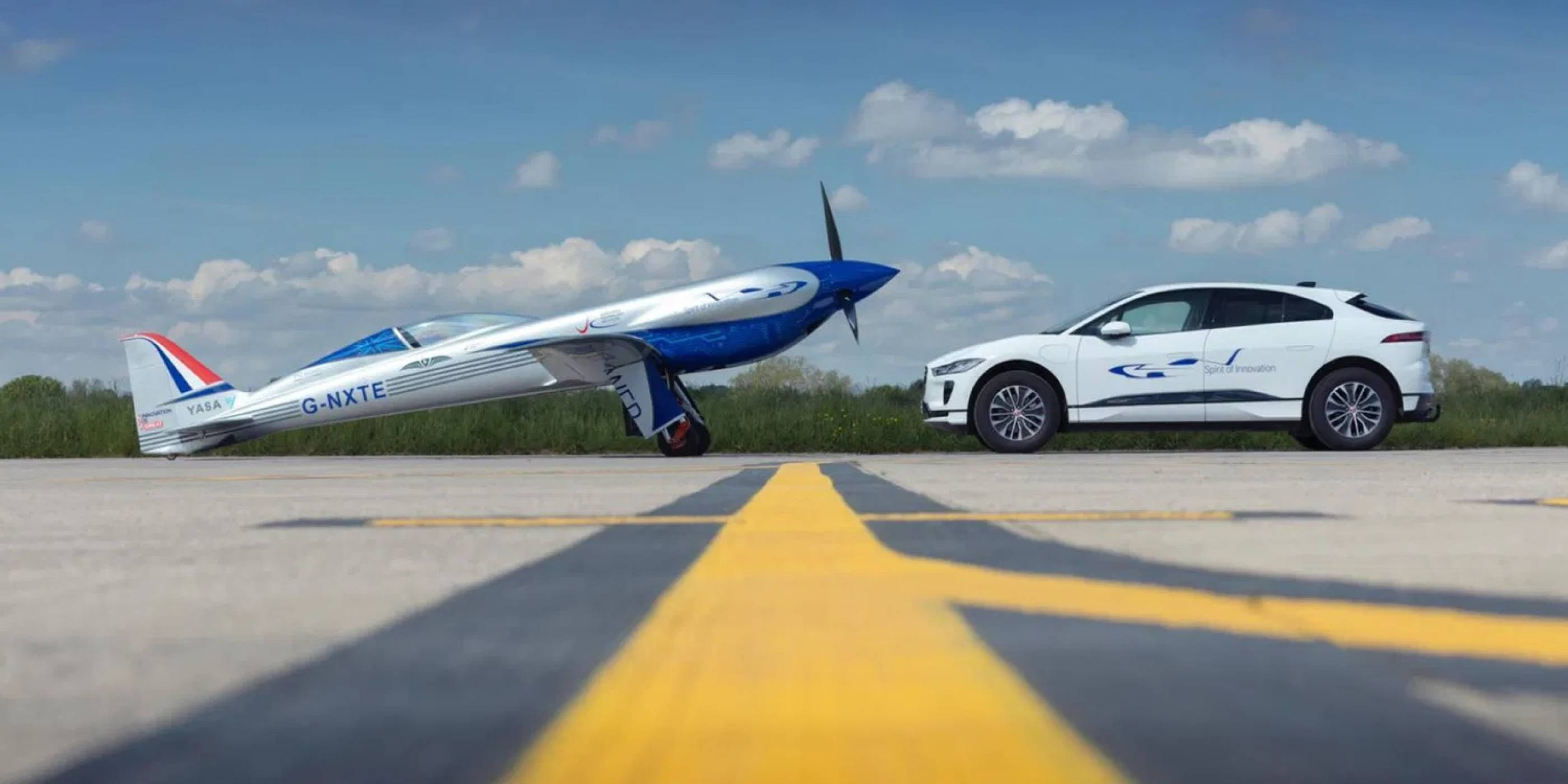 Rolls-Royce и Jaguar ще гонят световен рекорд с електрически самолет