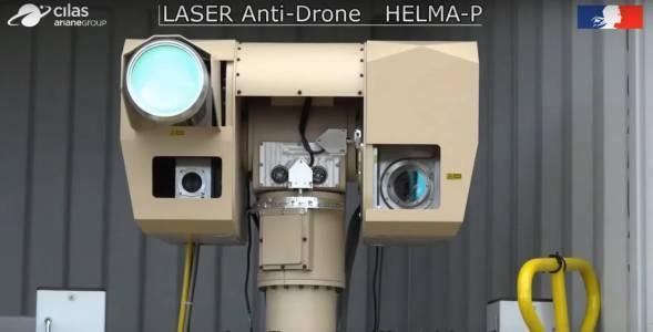 Антилазерно оръжие ще дебне за дронове на Олимпиадата във Франция