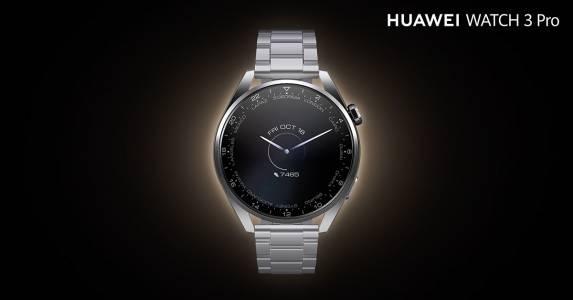 Серията Huawei Watch 3 вече е в България