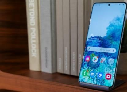 Дисплеите на някои Samsung Galaxy S20 умират без видима причина