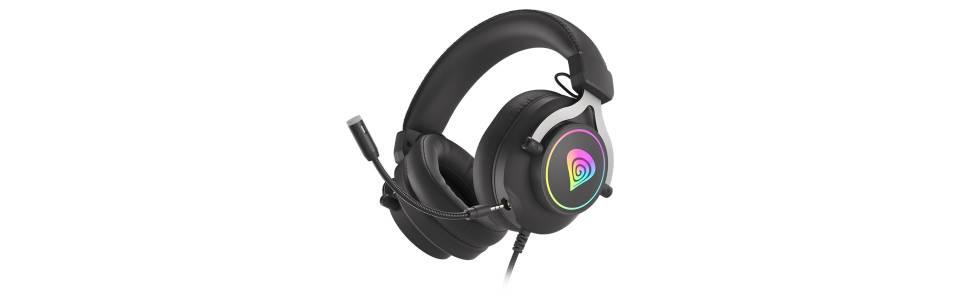 Genesis пуска нови премиум слушалки - Neon 750 RGB