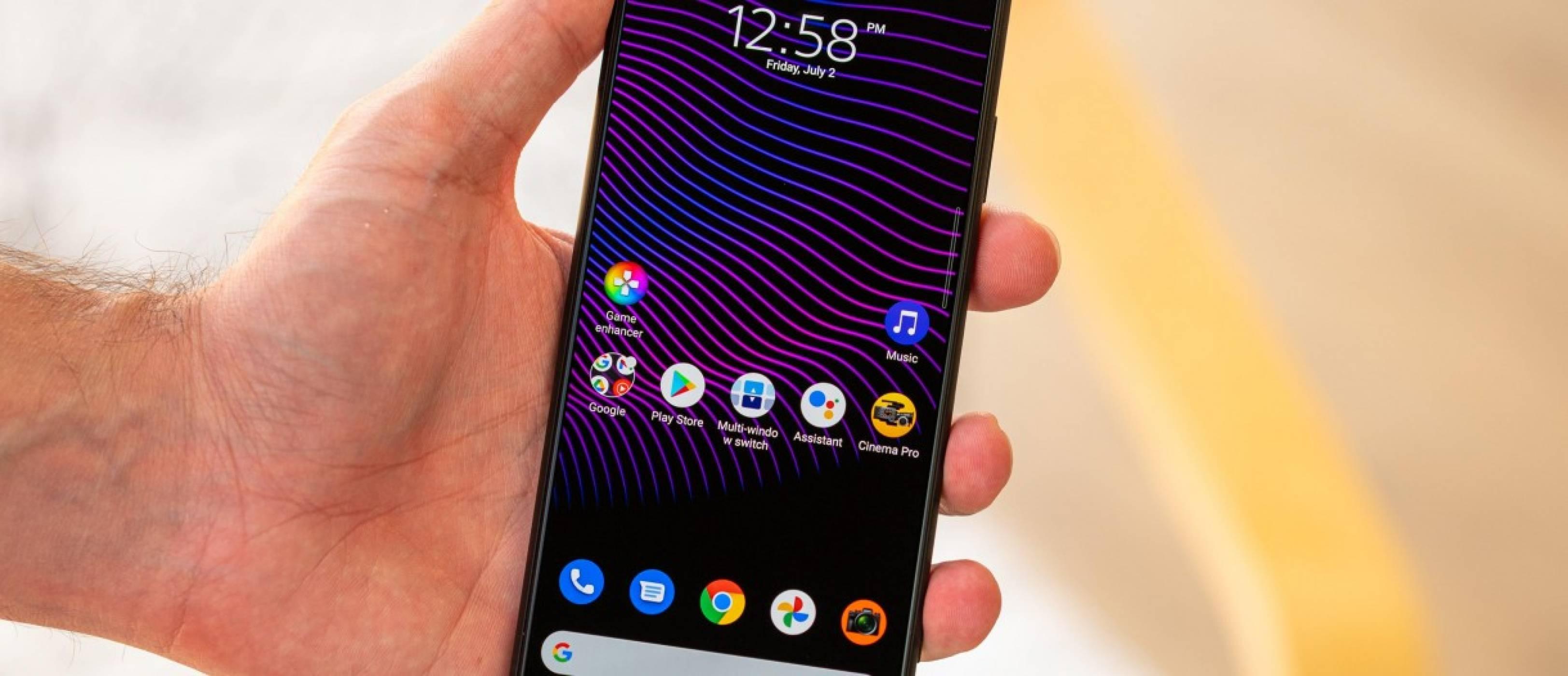 Sony Xperia 1 III ще получи само една нова ревизия на Android?