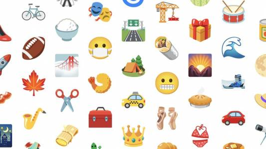 В Android 12 ще може да се изразявате с 1000 нови емоджита