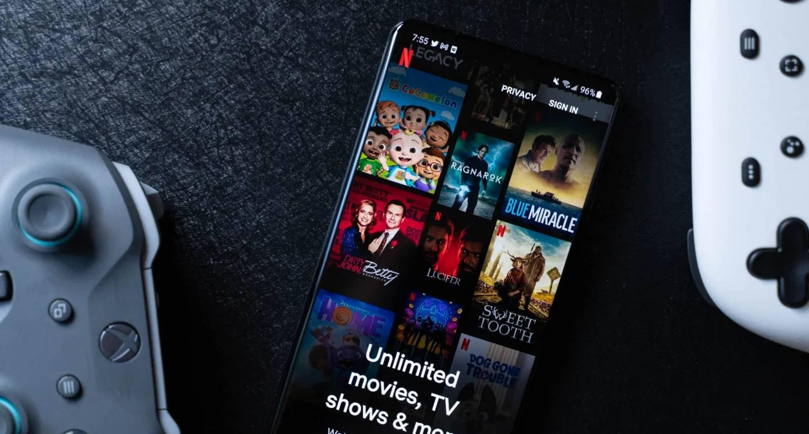 Netflix ще предлага мобилни игри към абонамента ви