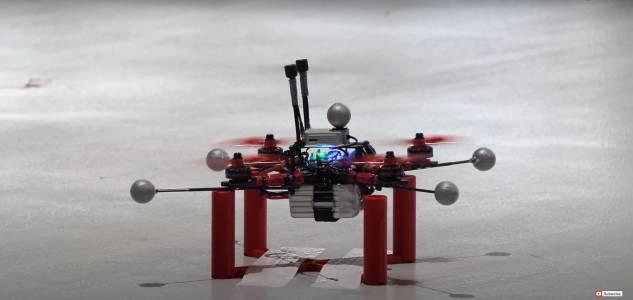 Изкуствен интелект победи човек в състезание с дронове (ВИДЕО)