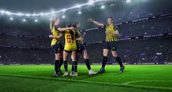 Дами превземат зеления терен във Football Manager