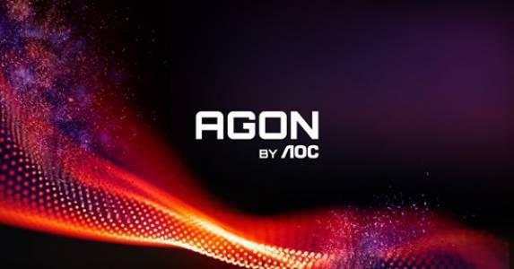 Новата геймърска вселена на AGON by AOC