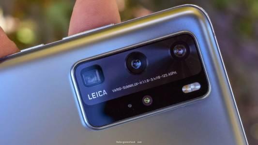 DxOmark короняса камерата на Huawei P50 Pro