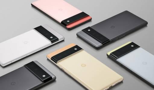Google Pixel 6 и Pixel 6 Pro идват през есента с поръчков чип Tensor