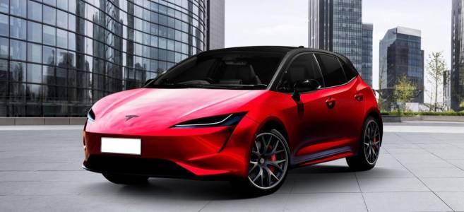 Евтината кола на Tesla идва по-скоро, отколкото мислим?